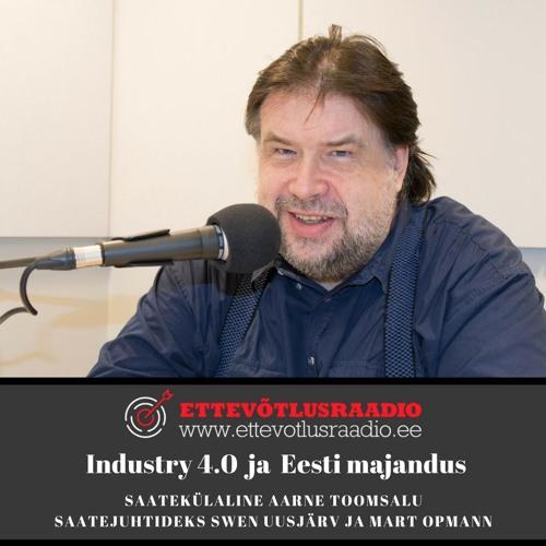Industry 4.0 ja Eesti majandus