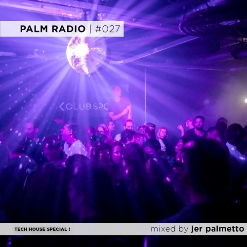 Palm Radio   #027 - Tech House Special