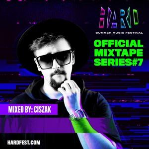 Ciszak - HARD SUMMER 2018 Official Mixtape Series 2018-06-22 Artwork