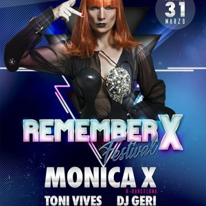 DJ Geri @ Remember X Festival, Sala Sackers, Barcelona 2018-03-31 Artwork