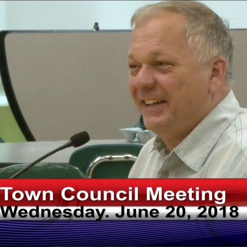 Greenfield Town Council Meeting June 20, 2018