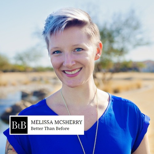 Prioritization and living for yourself with Mel McSherry