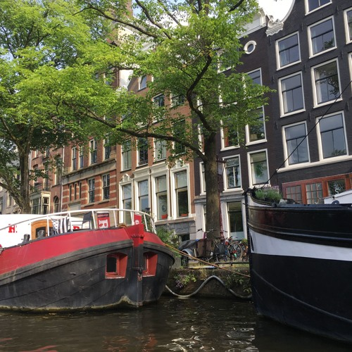 An American Perspective: Amsterdam
