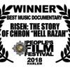 http://www.risendocumentary.com/  WINNER BEST MUSIC DOCUMENTARY  THE PEOPLES FILM FESTIVAL 2018