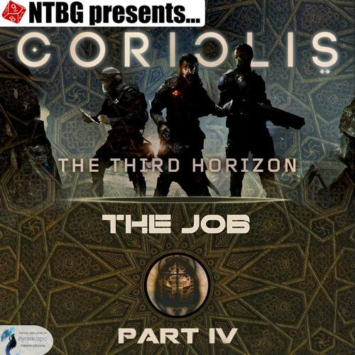 Coriolis: The Job Part 4