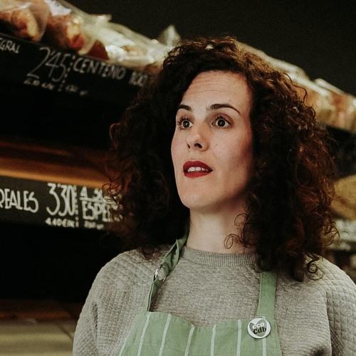 Pilar Rivillas, dependienta en Frescum
