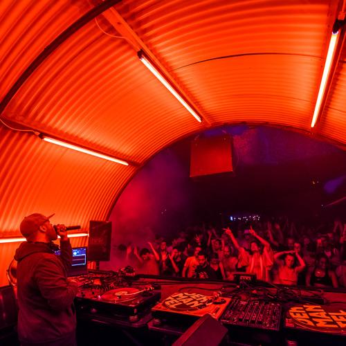 DJ Assault at Lente Kabinet Festival 2018