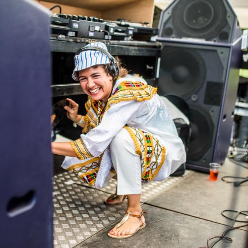 Sassy J at Lente Kabinet Festival 2018