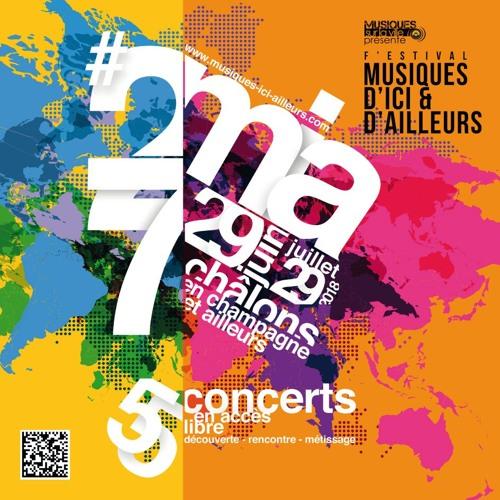 Festival des Musiques d'Ici et d'Ailleurs 2018