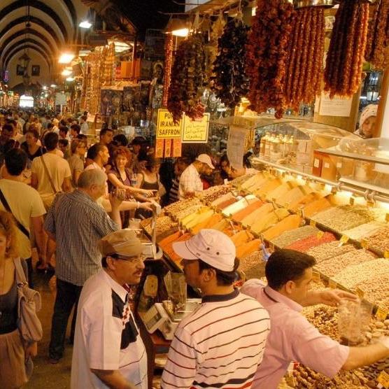 Istanbul and the Ottoman Olfactory Heritage   Lauren Davis