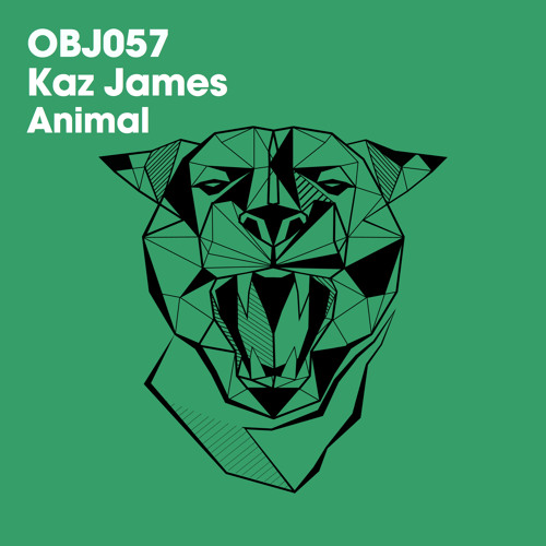 Kaz James 'Animal' - OBJEKTIVITY
