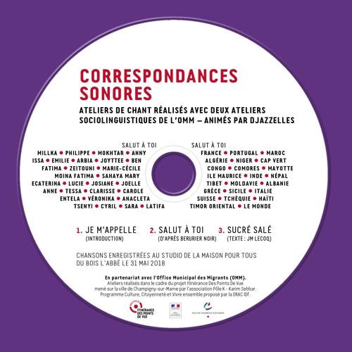 CORRESPONDANCES SONORES