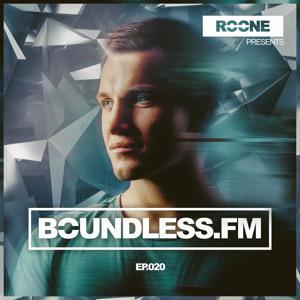Roone - BoundlessFM 020 2018-06-22 Artwork