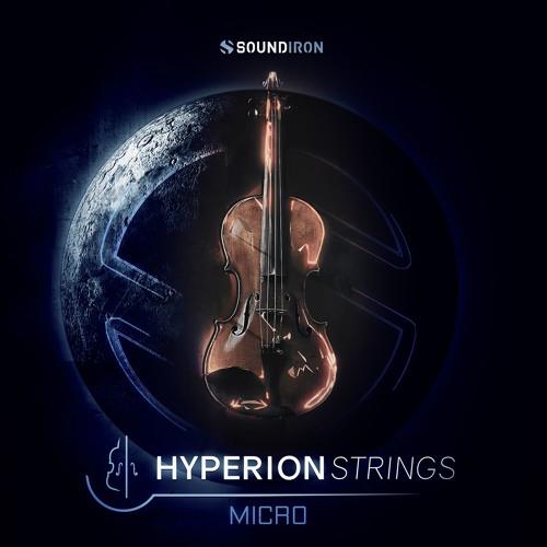 Darren Wonnacott - Outward Journey - Soundiron Hyperion Strings Micro