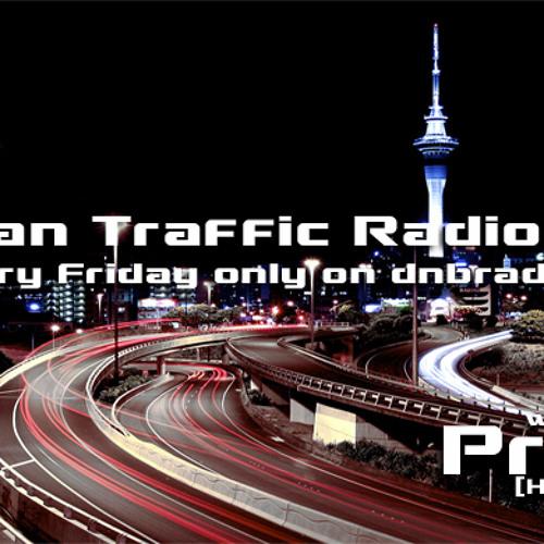 Pressure LIVE on DNBRADIO - Human Traffic Vol.392