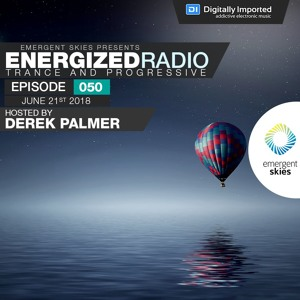 Derek Palmer - Energized Radio 050 2018-06-21 Artwork