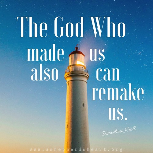 He Will Rebuild You!