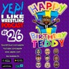 Podcast #26 - WWE PPV & TV Recap, Big Cass, Vader, Paige, & Teddy's Birthday!