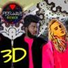 (3D Audio) Billie Eilish Ft Khalid - Lovely (FeelWAVE Remix) trippy vibe