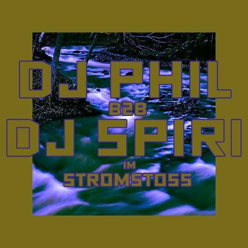 Stromstoss: Podcast w/ DJ Phil b2b DJ Spiri [12 o'Clock]