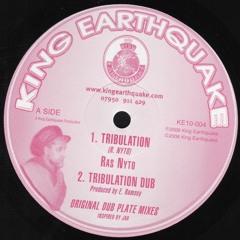 Ras Nyto meets King Earthquake- Tribulation