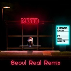 NOTD - I Wanna Know ft. Bea Miller (Seoul Real Remix)