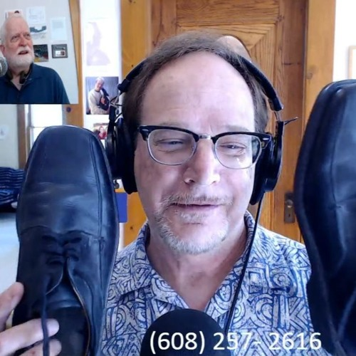Scuffed Shoes for Canada