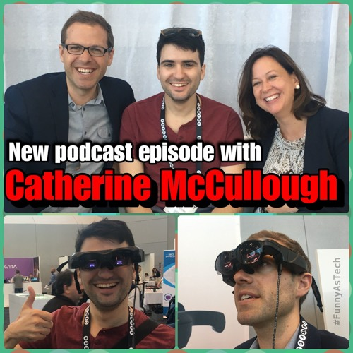 Ep35: Catherine McCullough explains the realities of driverless cars