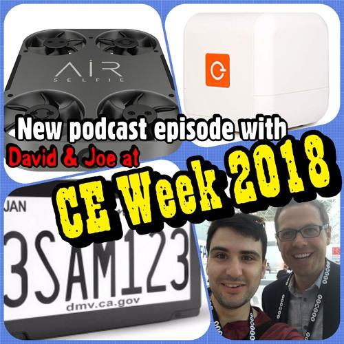 Ep36: BONUS EPISODE! David & Joe at CE Week 2018