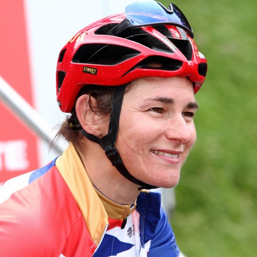 Interview - Sarah Storey - Stage 1 Winner - Tour of the Reservoir 2018