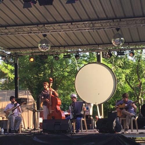 03 - Belleville - Duke And The Roms Quartet - Live 21 Juin