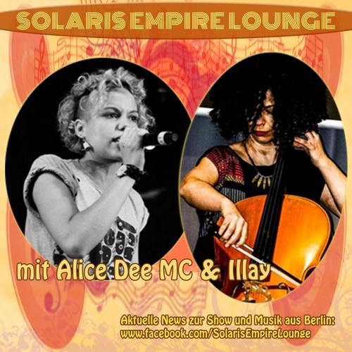 SEL 18.06.18: ILLAY & ALICE DEE MC