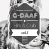 Hits & Club  vol.1  / G-DAAF / House - Club - Deephouse - Hits - Charts - Electro