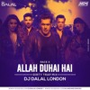 Race 3 - Allah Duhai Hai (Trap Mix) Dj Dalal London