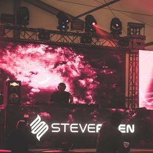Steve Allen @ EDMania 2018-06-23 Artwork