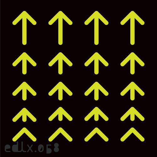 JK Flesh - 'Different Species' [EDLX058LP]