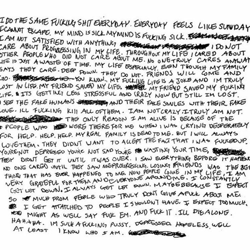 XXXTentacion - Garettes Revenge (Instrumental) by Kasika on SoundCloud -  Hear the world's sounds