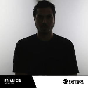 Brian Cid - DHA Mix 376 2018-06-25 Artwork