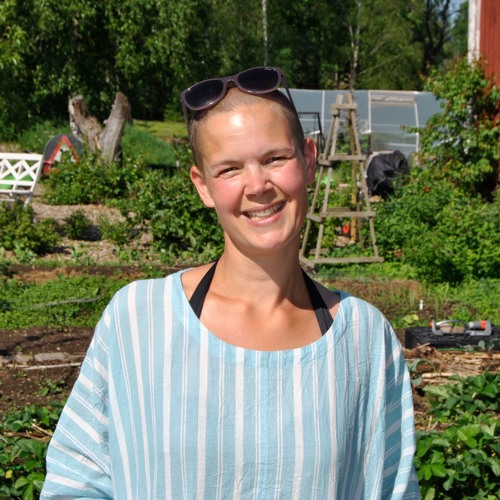 71. Att odla grönsaker och själar. Ett samtal med Sara Bäckmo
