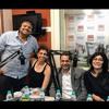 Hrishi K with Rushina Munshaw Ghildayal, Sujit Patil & Zeba Kohli on 'Culinary Chroniclers' Conclave
