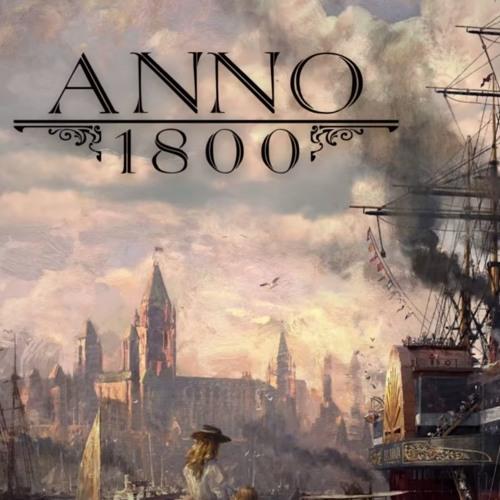 """""""Conquest Of The Sea"""" - Anno 1800 Soundtrack [Fan-Made]"""