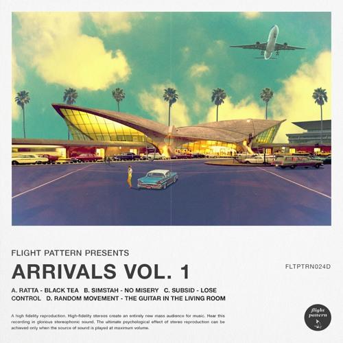 FLTPTRN024D - Various Artists - Arrivals Vol. 1