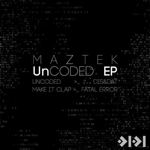 Maztek - Uncoded EP