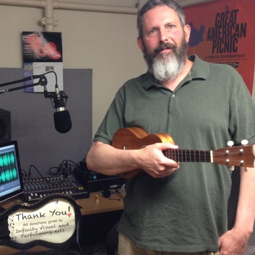 Arts on Fire - Mark Mincarelli Discusses Music and Busking for a Cause