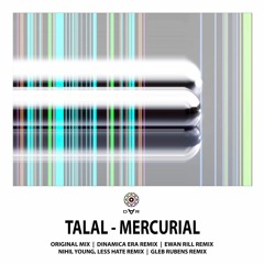 Mercurial Remixes EP