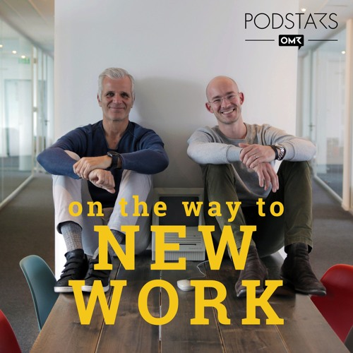 #35 X-Mas-Special mit Speaker und Podcaster Frank Eilers - 'On the Way to New Work'