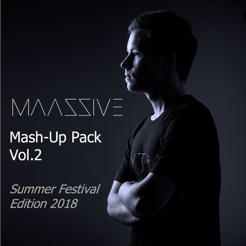 MAASSIVE Mash-Up-Pack Vol. 2 - Summer Festival Edition 2018