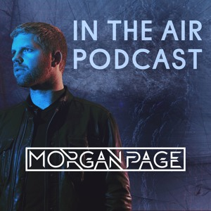 Morgan Page - In The Air 419 2018-06-22 Artwork
