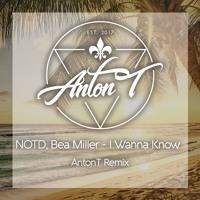 NOTD, Bea Miller - I Wanna Know (AntonT Remix)