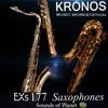 EXs 177 Saxophones - Demo Mix 2